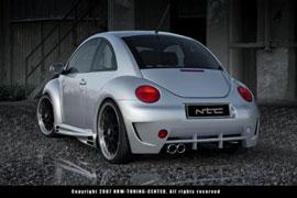 Heckstoßstange für den VW Beetle