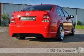 Heckstoßstange für den VW Bora