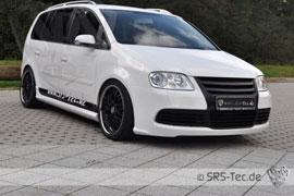 Frontstoßstange für den VW Caddy