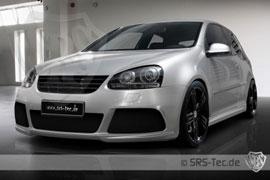 Frontstoßstange für den VW Golf 5
