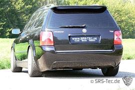 Heckstoßstange für den VW Passat 3BG